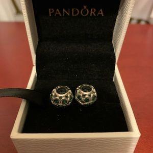 Pandora clover charms